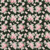 Mon Cheri - Rose Bouquet Rock Bottom Yardage