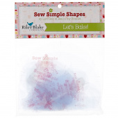 Let's Bake Sew Simple Shapes Templates