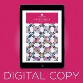 Digital Download - Katie's Quilt Pattern by Missouri Star