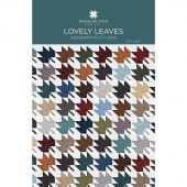 Lovely Leaves Quilt Pattern by Missouri Star