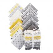 Cozy Cotton Flannels Sunshine Fat Quarter Bundle