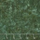 Artisan Batiks - Cornucopia 8 Mosaic Texture Evergreen Yardage