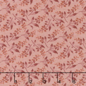 Bed of Roses - Lily of the Valley Primrose Yardage