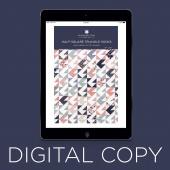 Digital Download - Half-Square Triangle Hooks Quilt Pattern by Missouri Star