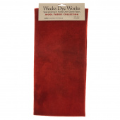 Weeks Dye Works Hand Over Dyed Wool Fat Quarter - Solid Louisiana Hot Sauce