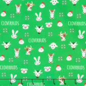 4-H - Cloverbuds Green Yardage