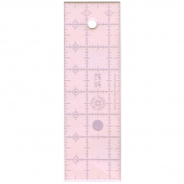"Missouri Star Limited Edition Pink 2.5"" x 8"" Ruler"