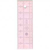 "Missouri Star Limited Edition Pink 2.5"" x 8"" Ruler"