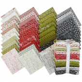 The Christmas Card Fat Quarter Bundle
