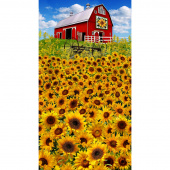 Sunflower Farm - Sunflower Panel