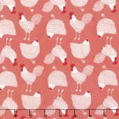 Farm Fresh - Cluck Strawberry Yardage