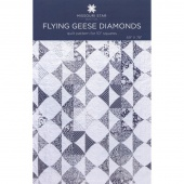 Flying Geese Diamonds Pattern by Missouri Star
