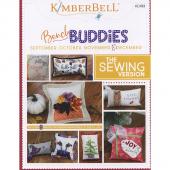 Bench Buddies Series September - December Pattern