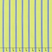 Bree - Stripe Green Yardage