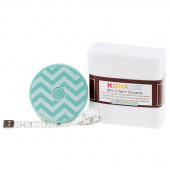 Mint Chevron Tape Measure Bundle