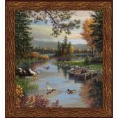 Lakeside - Lakeside Multi Digitally Printed Panel