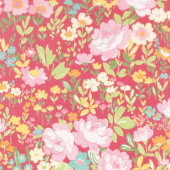 Regent Street Lawns 2018 - English Garden Pink Yardage