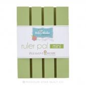 Ruler Pal Mini Green Apple