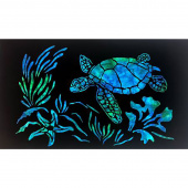 Sea Turtle Laser Cut Kit