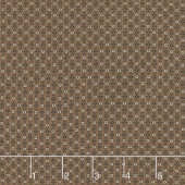 Cheddar & Chocolate - Cobblestones Brown Yardage