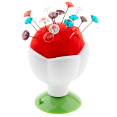 Tulip Suction Cup Pin Cushion