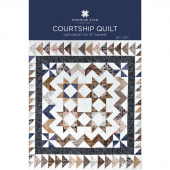 Courtship Quilt Pattern by Missouri Star