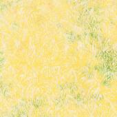 Countryside Batiks - Wheat Leaves Juniper Yardage