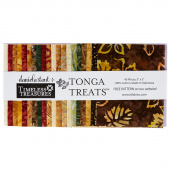 Tonga Treats Batiks - Nutmeg Minis