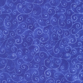 Moda Marble Swirls - Royal Yardage