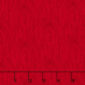 Tools of the Trade - Just Wood Knot Red Yardage