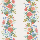 English Garden - Vines Cream Yardage