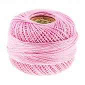 Presencia Perle Cotton Thread Size 8 Very Light Plum