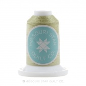 Missouri Star 50 WT Cotton Thread Pewter Green