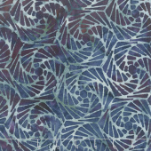 Steam Engine Batiks - Fan Iris Yardage