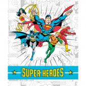 DC Comics II - Super Heroes White Panel