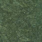 Tonga Batiks - Nutmeg Imperial Spruce Yardage