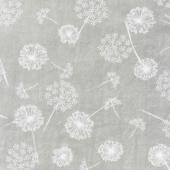 "Cuddle Prints - Whish Steel 60"" Minky Yardage"