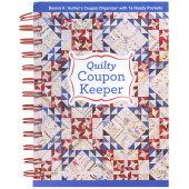 Quilty Coupon Keeper