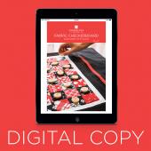 Digital Download Fabric Checkerboard Quilt Pattern by Missouri Star
