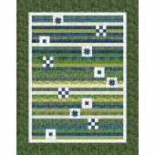 Missouri Star River Valley Batiks Roadblock Kit