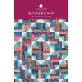 Summer Camp Quilt Pattern by MSQC