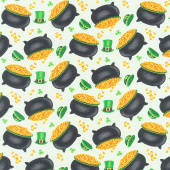 Pot of Gold - Tossed Pot of Gold Green Yardage