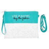Life is Short Purse