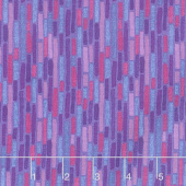 Night Riviera - Bricks Purple Yardage