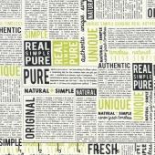 Authentic Etc. - Define Cream Yardage