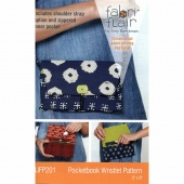 Fabriflair Pocketbook Wristlet Pattern