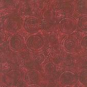 Tonga Batiks Wide - Burst Wine Yardage