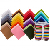 Kona Cotton Color Builders Fat Quarter Bundle