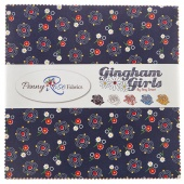 "Gingham Girls 10"" Stackers"