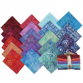 Soul Song Batiks Fat Quarter Bundle